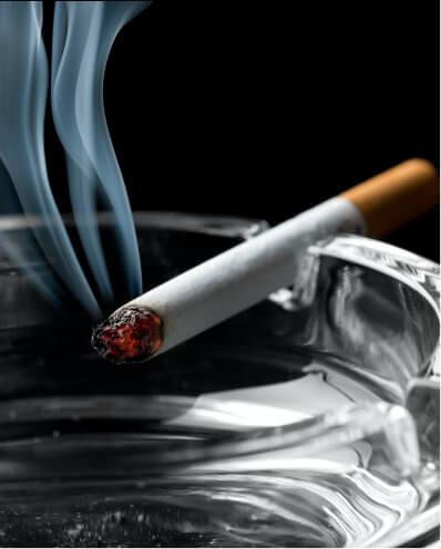 Addiction smoking cessation