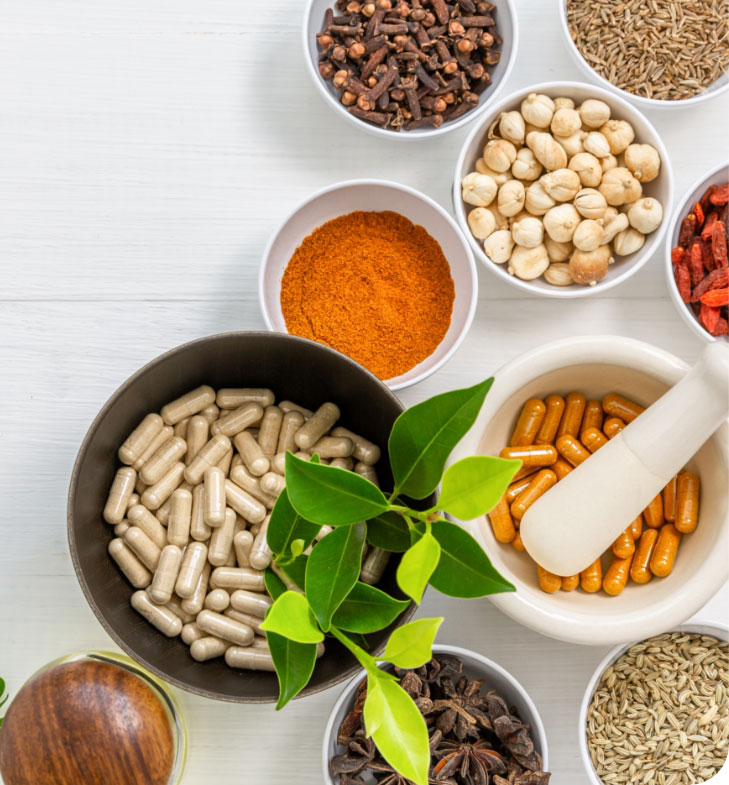 Advanced Nutrient Therapy for Nutritional Deficiency